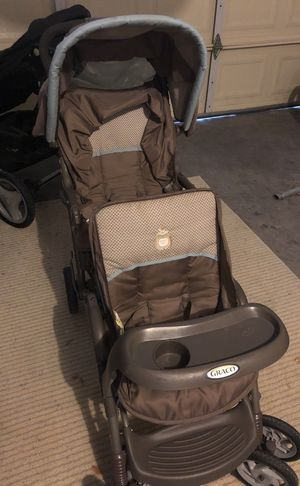Graco double stroller for Sale in North Las Vegas, NV