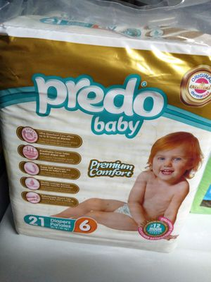 Predo diapers size 6 for Sale in Murfreesboro, TN