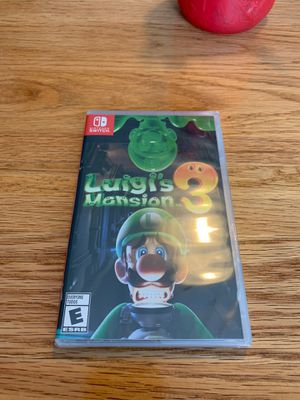 Luigi's Mansion 3 (Sealed) - Willing to Trade Locally for Sale in Dayton, OH