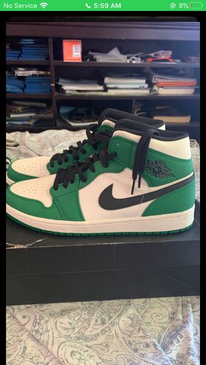 Air Jordan 1 green (ALL SIZES) for Sale in Cudahy, CA