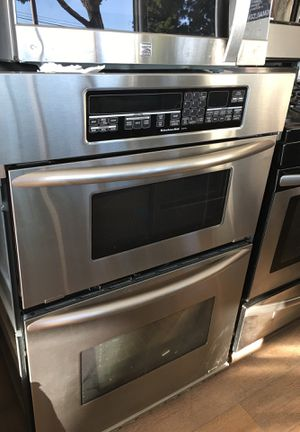Kitchen Aid Microwave Oven Combo for Sale in Rancho Santa Margarita, CA