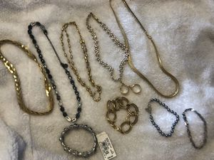 Vintage Napier signed jewelry for Sale in Owings Mills, MD