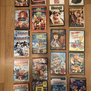 DVDs children's / family movies for Sale in Boca Raton, FL