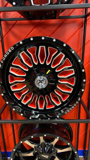 """New 20"""" XF Forged Off Road rims for Sale in Orlando, FL"""
