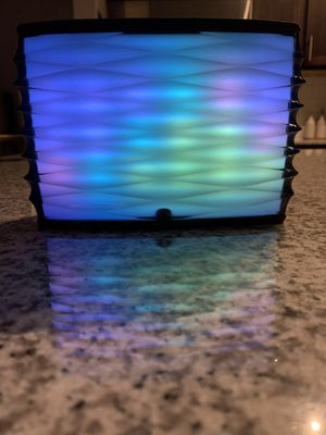 Ihome Bluetooth light up Speaker for Sale in Austin, TX