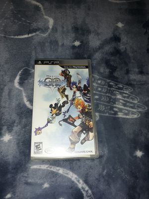 Kingdom Hearts Birth by Sleep PSP for Sale in Las Vegas, NV