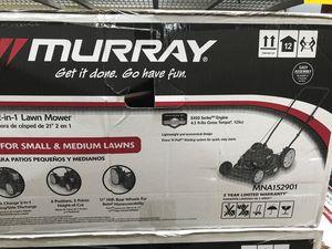 Murray 2in 1 lawn mower (new) for Sale in Milton, GA