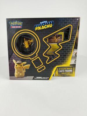 Pokemon Detective Pikachu Cafe Figure Collection - BRAND NEW IN BOX. for Sale in Stockton, CA