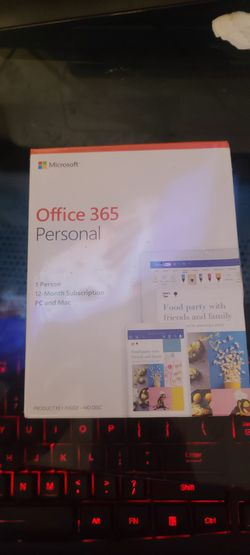 Office 365 1 Year Code for Sale in Framingham,  MA