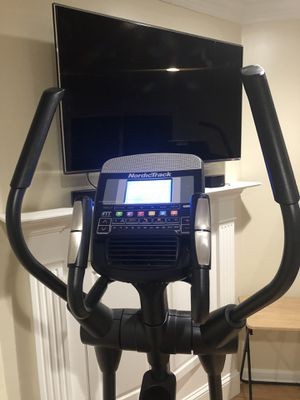 nordictrack e 7.7 elliptical for Sale in Prince Frederick, MD