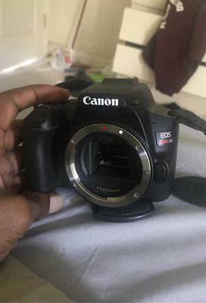 Canon EOS Rebel SL3 4K DSLR Body - Black for Sale in Baltimore, MD