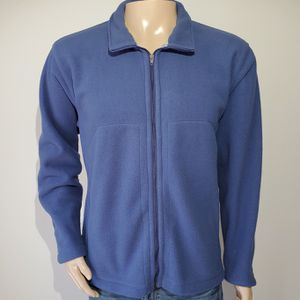 Patagonia Synchilla Mens Jacket Full Zip Blue Fleece. for Sale in West Columbia, SC
