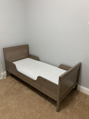 """Kids bed with mattress 27.5""""x63"""" for Sale in Lititz, PA"""
