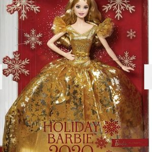 HOLIDAY 2020 BARBIE TOY ❤️ for Sale in Everett, WA