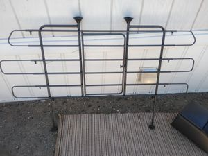 Nice Condition Car Animal separator for Sale in Redmond, OR