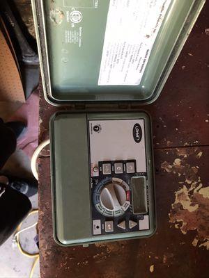 Used orbit sprinkler timer for Sale in Glendale, CA