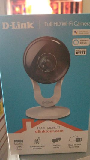 D link full HD wi fi camera for Sale in Lake Worth, FL