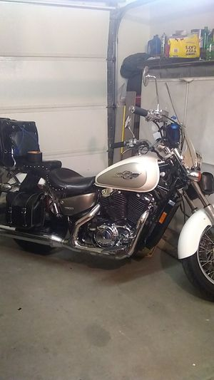 Honda Shadow 1100 will trade for suv or truck for Sale in Salt Lake City, UT