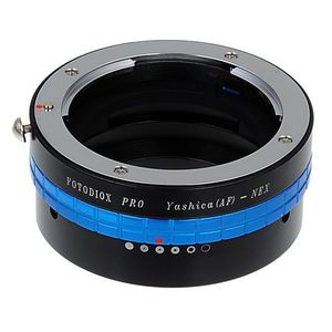 Fotodiox Pro Lens Mount Adapter - Yashica 230 AF SLR Lens to Sony Alpha E-Mount for Sale in Tampa, FL