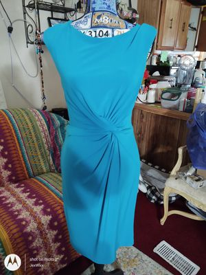 Blue Dress Ralph Lauren Sz 8 for Sale in Walbridge, OH