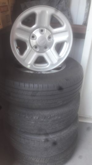 5 wheel jeep 16 inch 5 lug for Sale in Haines City, FL