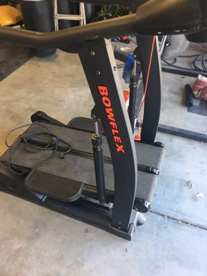 Bow flex stepper for Sale in Hollister, CA