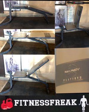 MARY ADJUSTABLE WEIGHT BENCH for Sale in El Cajon, CA