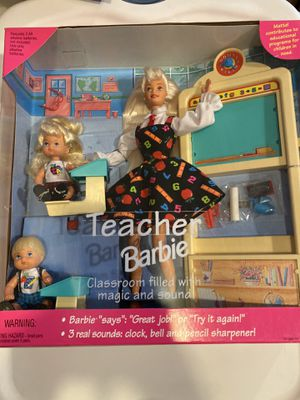 Barbie Teacher for Sale in Torrance, CA