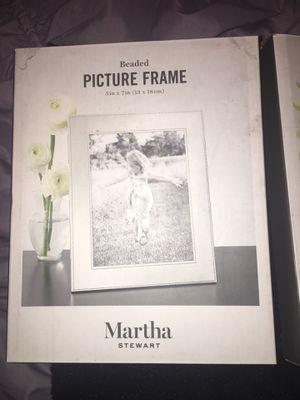 Martha Stewart picture frames for Sale in Baldwin Park, CA
