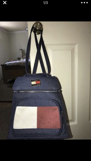 Mini Crossed Tommy Hilfiger Backpack for Sale in San Leandro, CA