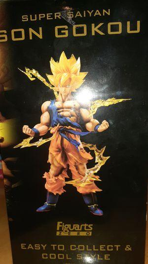 Super Saiyan (Son Goku) Figure for Sale in Lawrenceville, GA