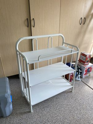 baby changing table for Sale in Gilbert, AZ