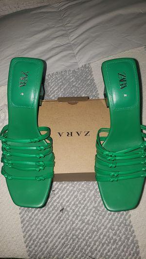 New Zara heels for Sale in ROWLAND HGHTS, CA