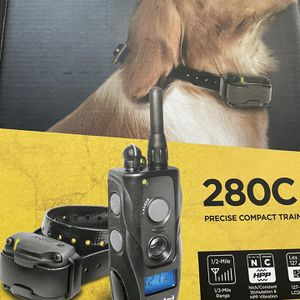 Dogtra Trading Collar 280 C for Sale in Riverside, CA