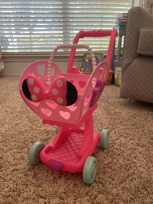 Minnie Mouse shopping cart for Sale in Pflugerville, TX
