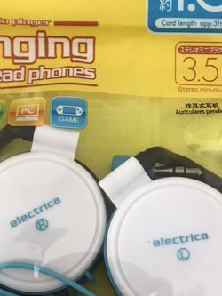 Daiso Mini Headphones -Brand New for Sale in Daly City,  CA