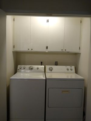 Washer and dryer for Sale in Kannapolis, NC