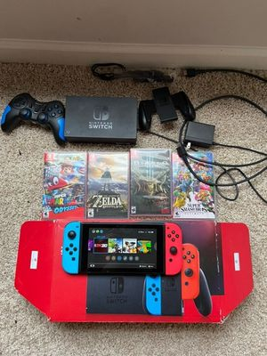 Nintendo switch for Sale in Spout Spring, VA