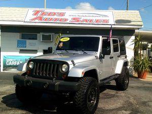 2008 Jeep Wrangler for Sale in St. Petersburg, FL