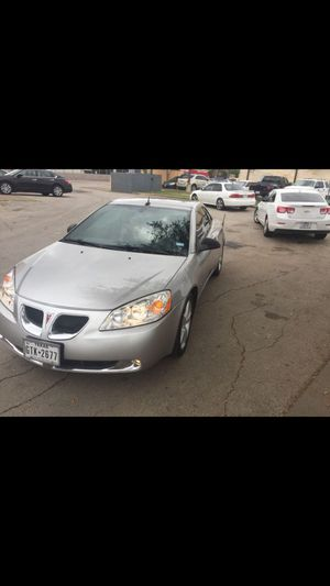 """2008 Pontiac G6 GT convertible hard top """"TRADE FOR VAN SAME YEAR OF MY CAR OR NEWER for Sale in Houston, TX"""