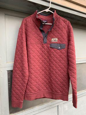 Men's Limit Edition Patagonia Organic Cotton Quilt Sweatshirt - Size M for Sale in Marietta, GA