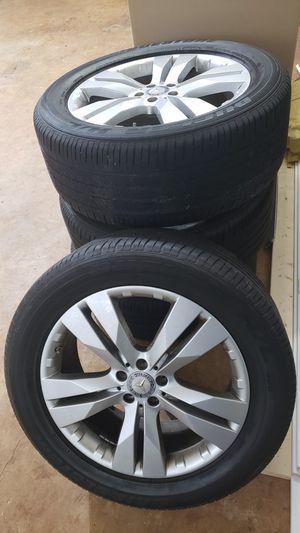 Mercedes GL / ML / GLA wheels for SUV for Sale in Charlotte, NC