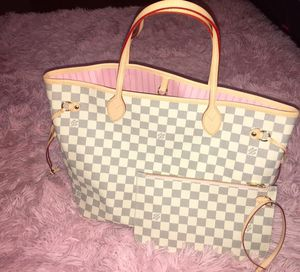 Louis Vuitton DA Neverfull MM for Sale in Parker, CO