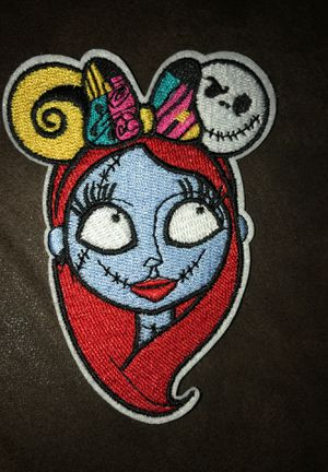 Nightmare before Christmas sally patch for Sale in Long Beach, CA