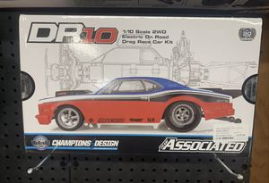 Team associated DR10 Kit New Sealed Upgrades McAllister And 10in Bar New! for Sale in Portland, OR