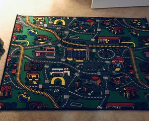 Transportation Rug (Kids/Toy Room) for Sale in Lakeside, CA