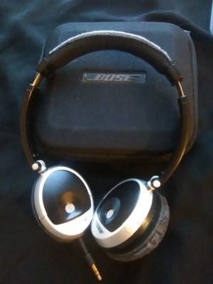 Bose OE Headphones. Rare Discontinued with Case, Cable and Adapter for Sale in San Diego, CA
