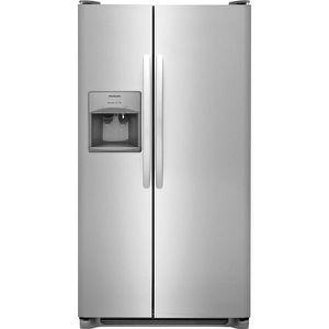 Refrigerator Freezer Fridge Refrigerador Frio Heladera Nevera 25.5 Cu Ft Frigidaire FFSS2615TS for Sale in Miami, FL
