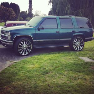 '97 Chevy Tahoe. 5.7L Vortec for Sale in Renton, WA