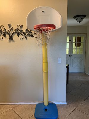 Fisher price adjustable basketball hoop for Sale in Fontana, CA